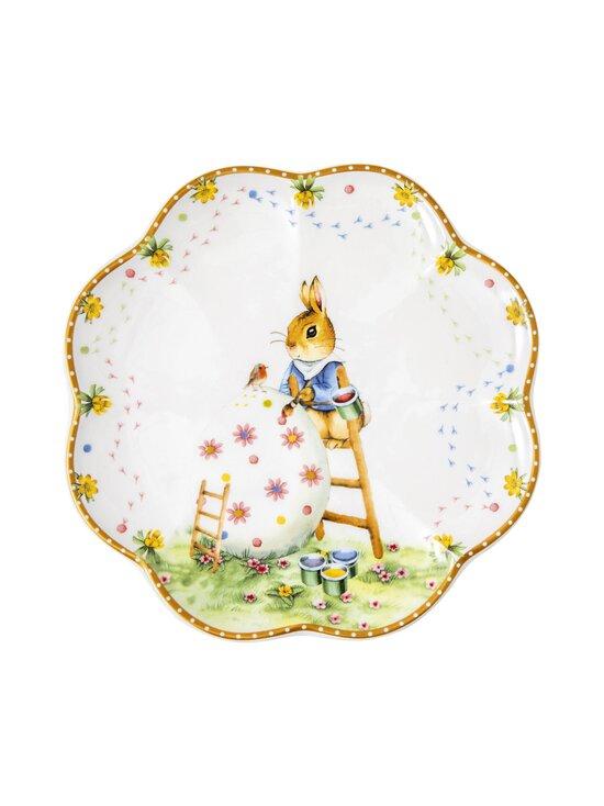 Villeroy & Boch - Annual Easter Edition Plate 2021-lautanen 22 x 2 cm - MULTICOLOR | Stockmann - photo 1