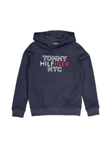 Tommy Hilfiger - TH NYC Graphic -huppari - C87 TWILIGHT NAVY | Stockmann