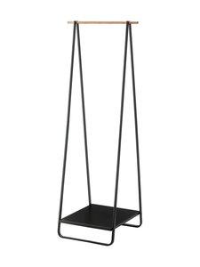 Yamazaki - Tower-vaaterekki 140 x 52 x 47 cm - BLACK | Stockmann