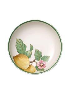 Villeroy & Boch - French Garden Modern Fruits Lemon -syvä lautanen 23,5 cm - LEMON | Stockmann