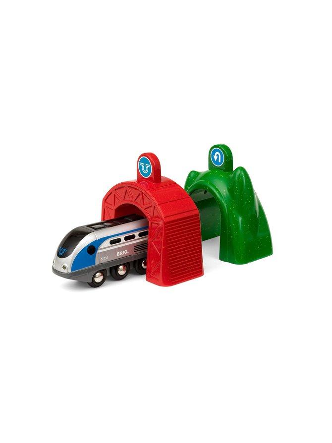 Smart Tech -veturi ja tunnelit