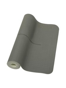 Casall - Yoga mat position 4mm -joogamatto - 436 CALMING GREEN | Stockmann