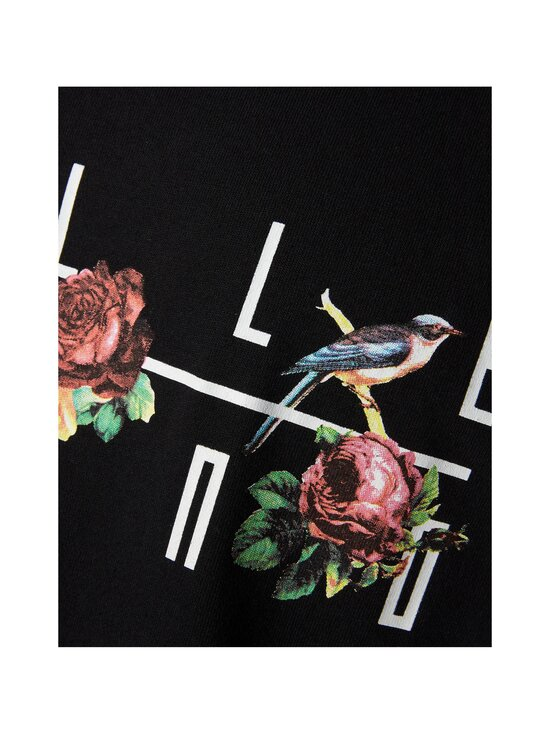 BILLEBEINO - Bird & Flowers T-Shirt -paita - 99 BLACK | Stockmann - photo 3