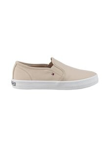 Tommy Hilfiger - Essential Nautical Slip On -kengät - ACI CLASSIC BEIGE | Stockmann