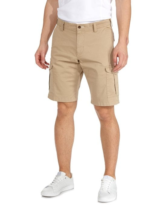 GANT - Relaxed Twill Utility -shortsit - DARK KHAKI | Stockmann - photo 1