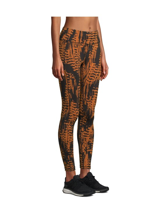Casall - Iconic Printed 7/8 Tights -treenitrikoot - 189 SURVIVE BROWN | Stockmann - photo 3