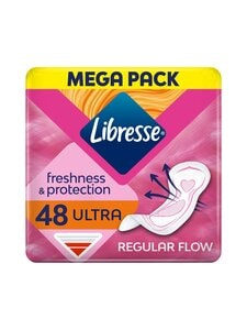 Libresse - Ultra Thin Normal Megapack -terveysside 48 kpl - null | Stockmann