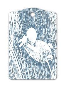 Moomin - Lumituisku-leikkuulauta - BLUE | Stockmann