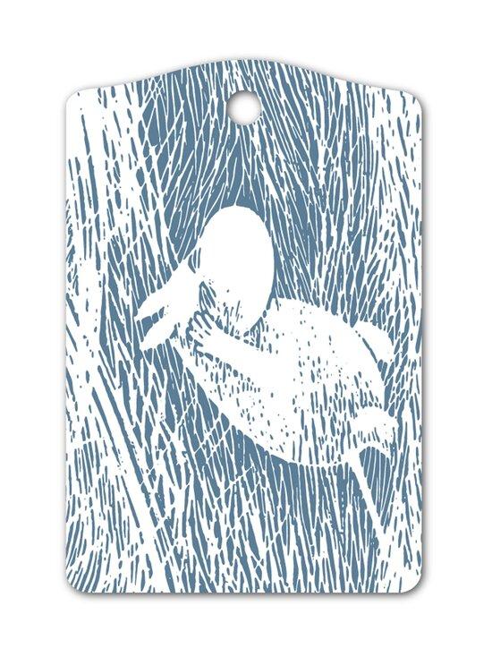 Moomin - Lumituisku-leikkuulauta - BLUE   Stockmann - photo 1