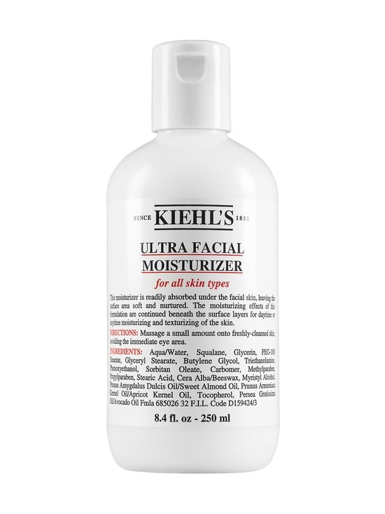 Kiehl's - Ultra Facial Moisturizer -kosteusvoide 250 ml - null | Stockmann - photo 1