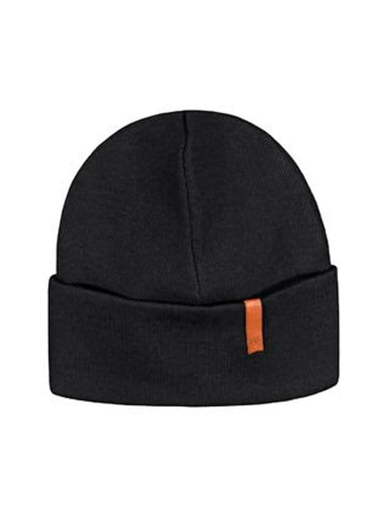 Metsola - Rib Beanie -pipo - 70 BLACK | Stockmann - photo 1