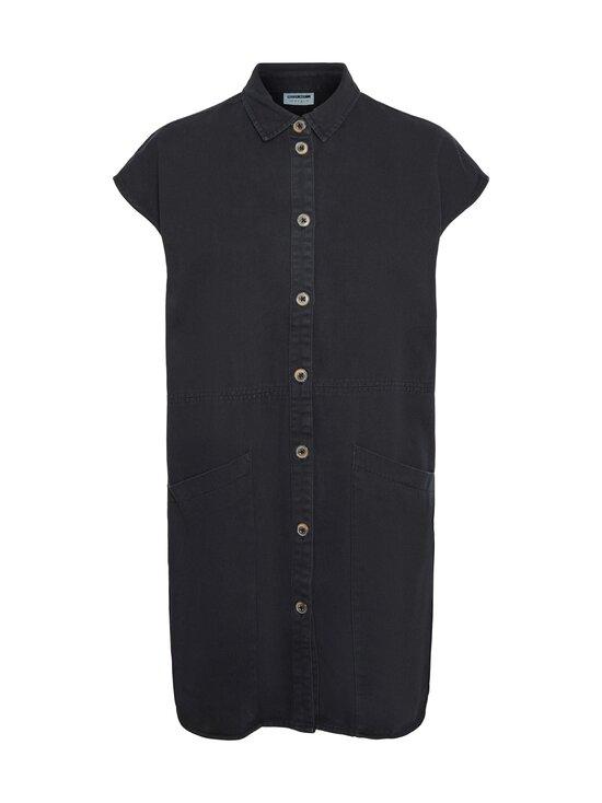 Noisy may - NmAlma Capsleeve Dress -mekko - BLACK   Stockmann - photo 1