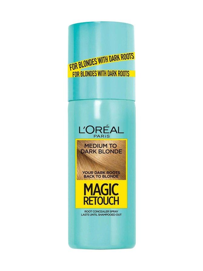 Magic Retouch Root Concealer Spray -tyvisävyte 75 ml