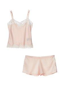 Lauren Ralph Lauren - Essentials Signature -pyjama - PINK   Stockmann