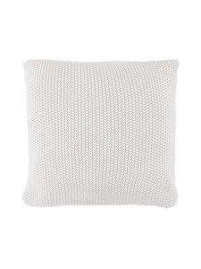 Marc O'Polo Home - Nordic Knit -koristetyyny 50 x 50 cm - OFF WHITE | Stockmann