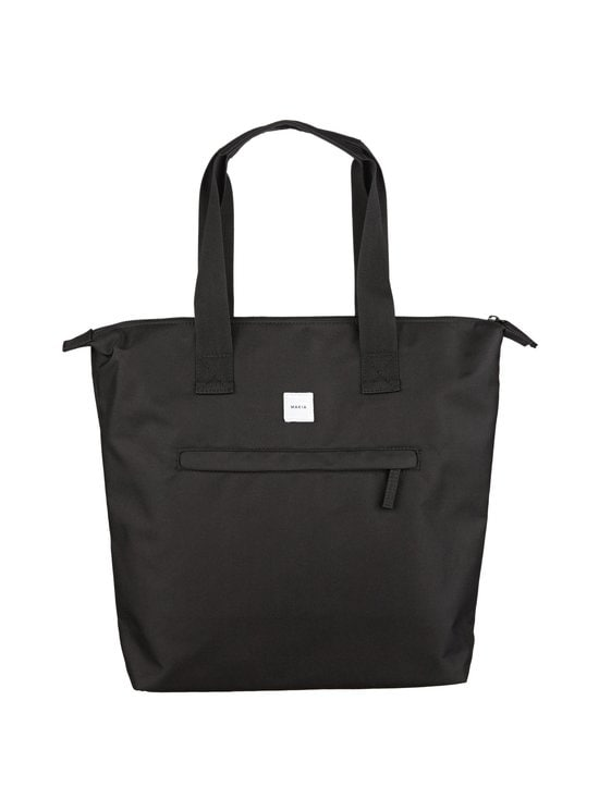 Makia - Zip Tote -laukku - 999 BLACK | Stockmann - photo 1