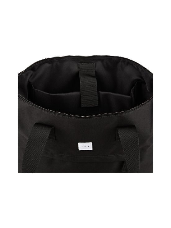 Makia - Zip Tote -laukku - 999 BLACK | Stockmann - photo 3