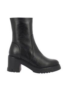 Wonders - Ankle Boot Block -nilkkurit - WILD NERO | Stockmann