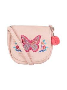 Hatley - Shimmer Butterfly Cross Body -laukku - PINK | Stockmann
