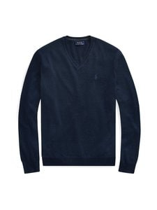 Polo Ralph Lauren - Merinovillaneule - HUNTER NAVY (TUMMANSININEN) | Stockmann