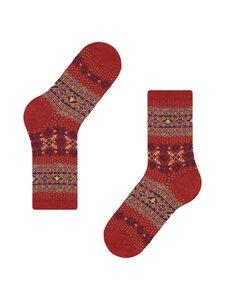 Falke - Winter Holiday -sukat - 8784 RED | Stockmann