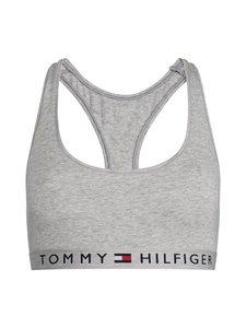 Tommy Hilfiger - Bralette-liivit - 004 GREY HEATHER | Stockmann