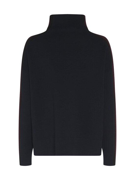 Tommy Hilfiger - Side Stripe Mock-Nk Sweater -neule - DW5 DESERT SKY | Stockmann - photo 2