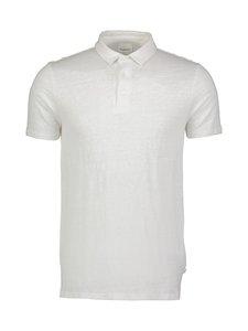 Knowledge Cotton Apparel - Rowan-pikeepaita - 1010 BRIGHT WHITE | Stockmann