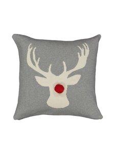 Casa Stockmann - Rudolph-tyynynpäällinen 50 x 50 cm - LIGHT GREY | Stockmann