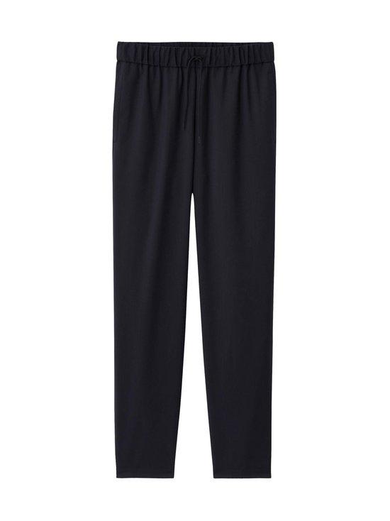 A.P.C - Kaplan Trousers -villakangashousut - DARK NAVY | Stockmann - photo 1