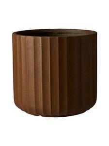 Wikholm Form - Pandora L -ruukku 42 x 37 cm - RUST | Stockmann