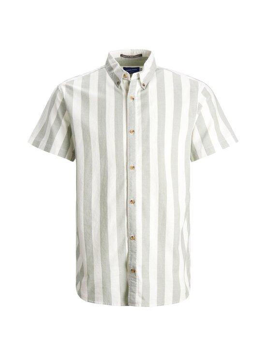 Jack & Jones - JorTom Shirt SS -kauluspaita - SEA SPRAY | Stockmann - photo 1