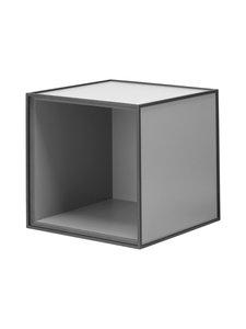 By Lassen - Frame 28 -laatikko - DARK GREY (HARMAA) | Stockmann