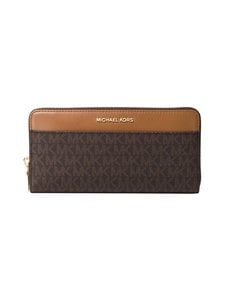 Michael Michael Kors - Mercer Pocket ZA Continental -lompakko - BROWN | Stockmann