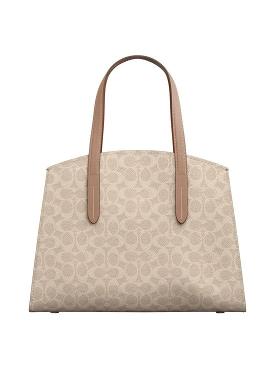 Charlie Carryall In Signature Canvas -laukku
