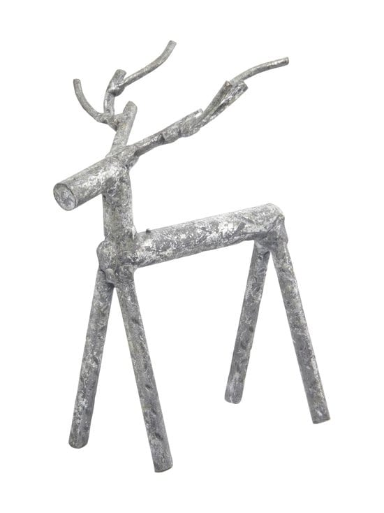 Saana-poro-metallikoriste 10,5 x 13,5 cm
