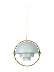Gubi - Multi-Lite Pendant -riippuvalaisin - SEA GREY SEMI MATT | Stockmann