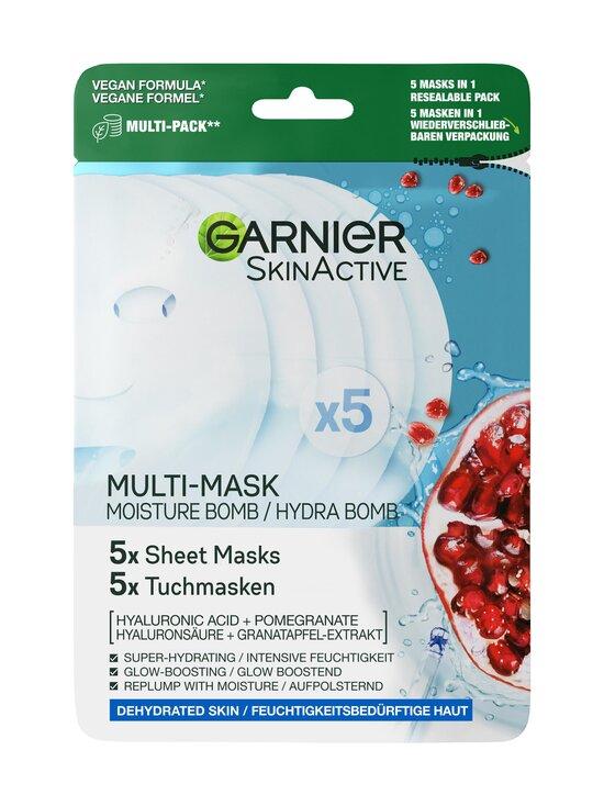 Garnier - Sheet mask -kangasnaamio - VAR_1 | Stockmann - photo 1