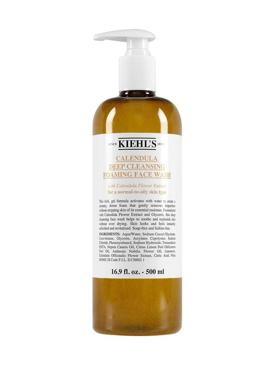 Kiehl's - Calendula Foaming Wash -kasvojenpuhdistusvaahto 500 ml | Stockmann - photo 1