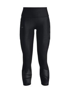 Under Armour - HeatGear® Armour No-Slip Waistband Ankle -treenitrikoot - 001 BLACK | Stockmann