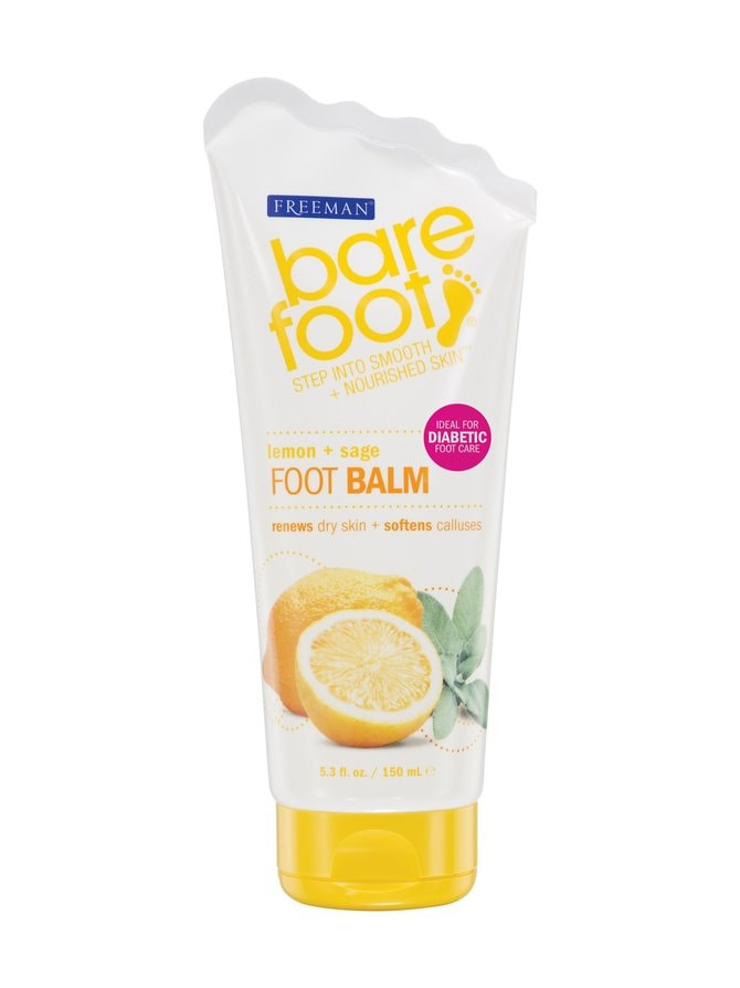 Lemon & Sage Foot Balm -jalkavoide 150 ml