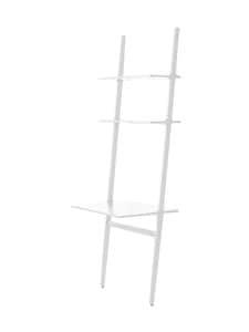 Swedese - Libri-työpöytä 76 x 60 x 227 cm - WHITE | Stockmann