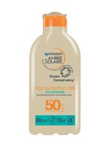 Garnier - Sun protecting milk SPF 50 -aurinkosuojaemulsio 200 ml | Stockmann