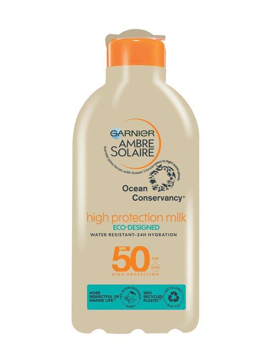 Garnier - Sun protecting milk SPF 50 -aurinkosuojaemulsio 200 ml - NOCOL | Stockmann - photo 1