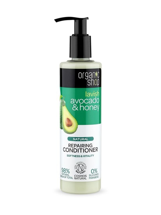 Organic Shop - Avocado & Honey -hoitoaine 280 ml - NOCOL | Stockmann - photo 1