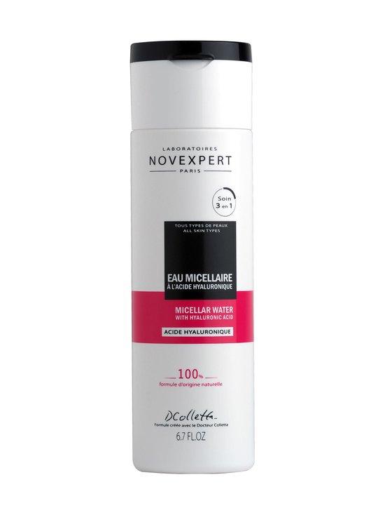 Novexpert - Hyaluronic Acid Micellar Water -misellivesi 200 ml - VALKOINEN | Stockmann - photo 1