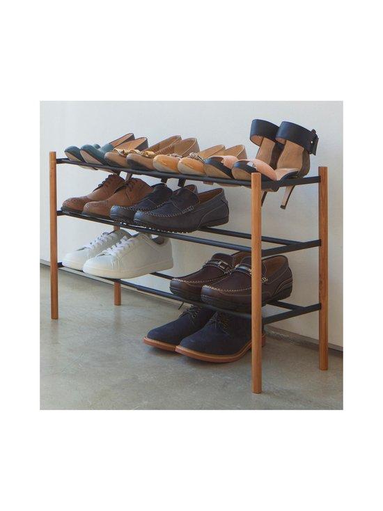 Yamazaki - Plain-kenkäteline, pidennettävä - BLACK | Stockmann - photo 3
