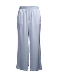 Filippa K - Kimberley Trouser -satiinihousut - 8784 ICE BLUE | Stockmann