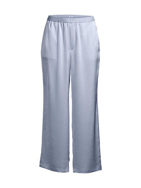 Filippa K - Kimberley Trouser -satiinihousut - 8784 ICE BLUE | Stockmann - photo 1