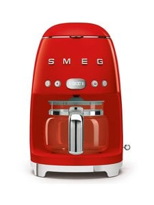 Smeg - DCF02RDEU-kahvinkeitin - RED | Stockmann